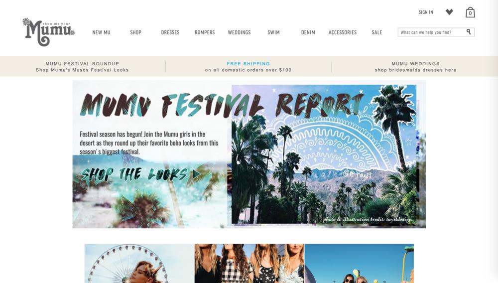 Show Me Your Mumu Festival Roundup