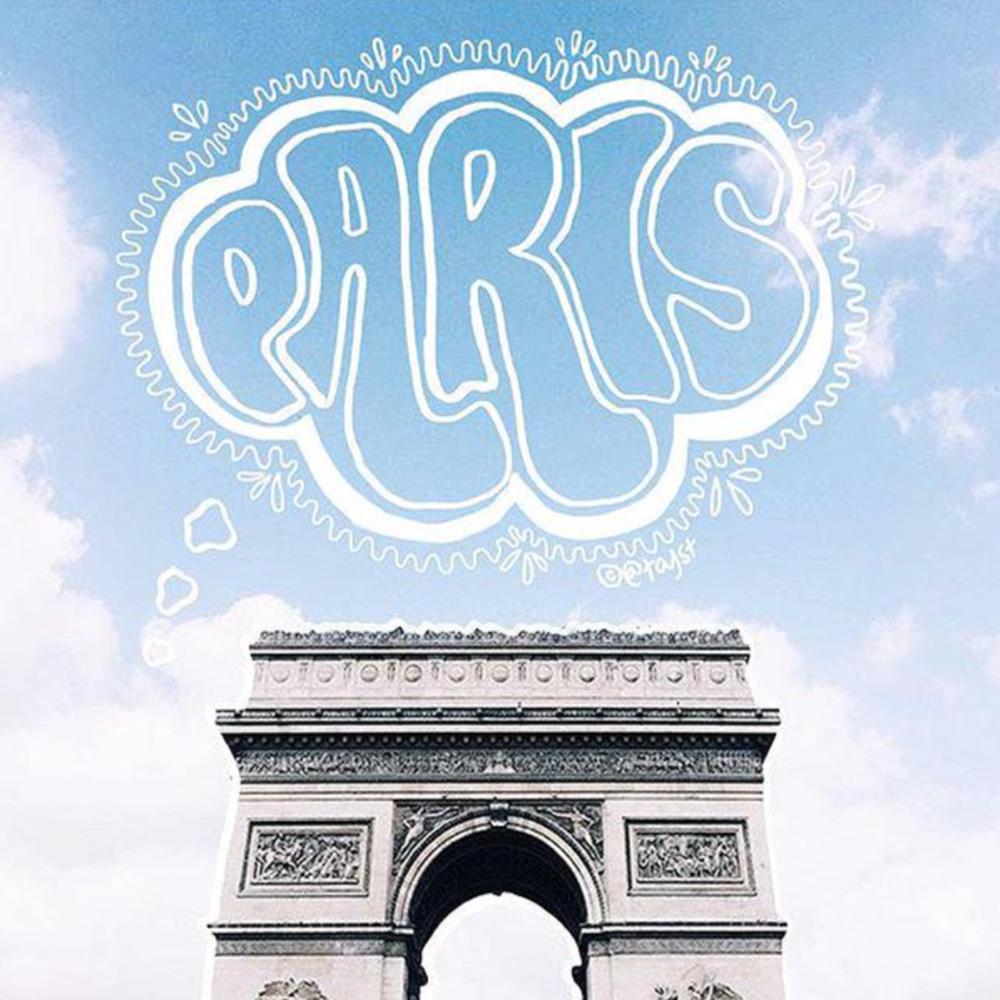PARIS JE T'AIME -
