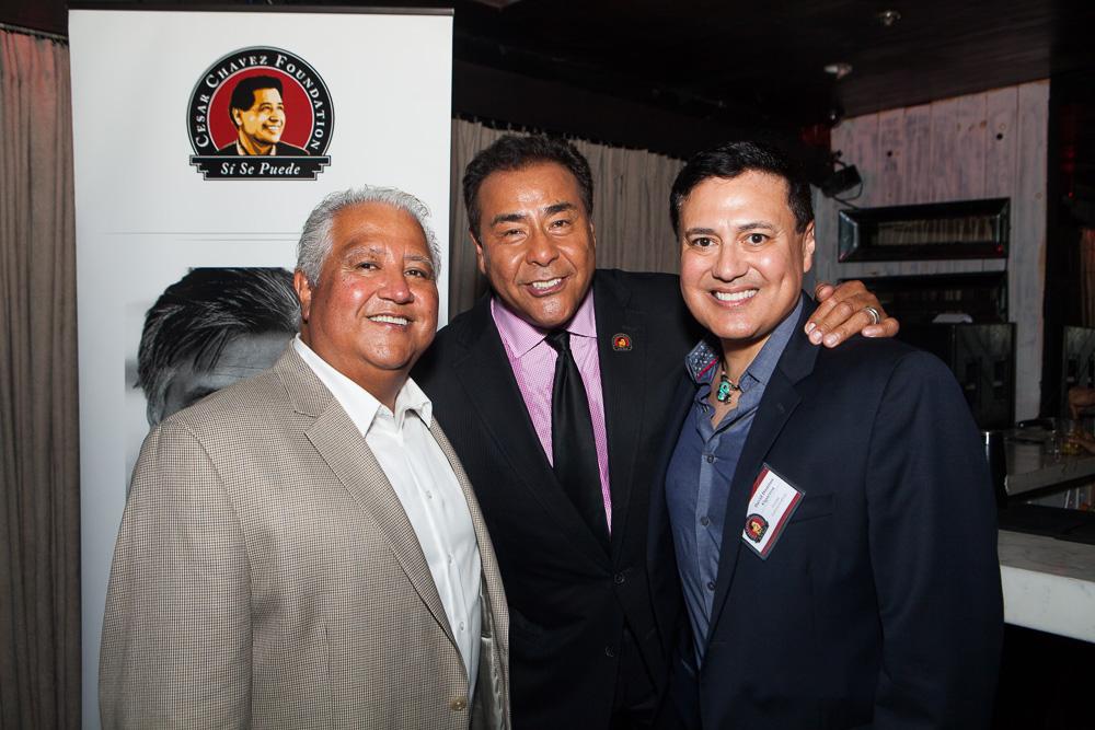 Paul F. Chavez | John Quiñones | David Damian Figueroa