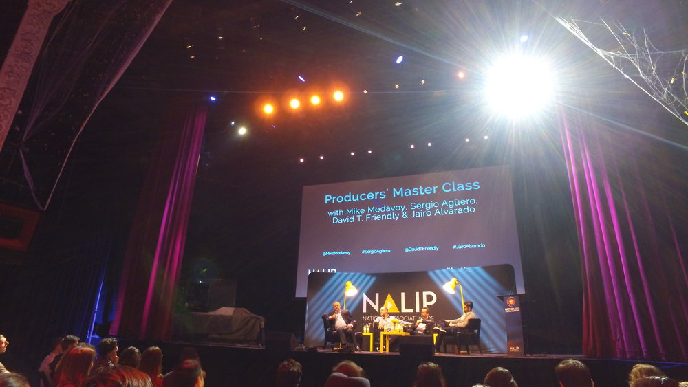 Producers' Master Class
