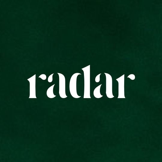 Guest writer for Radar Collective, an online magazine covering music, art and fashion.