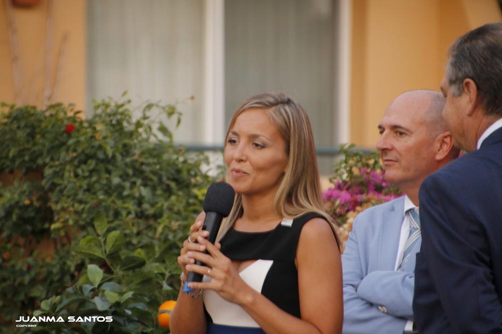 Piedad Villena, próxima Operating Principal (OP) de un Market Center de KELLER WILLIAMS en Valencia, durante su presentación el pasado 25 de Junio.