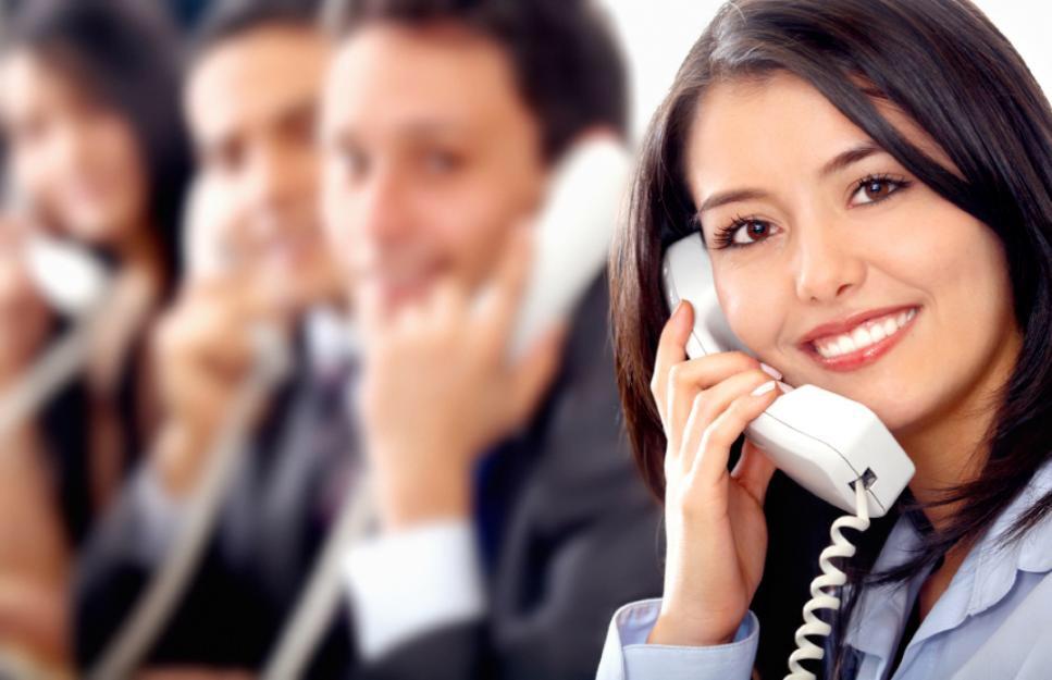 El contacto telefónico con tus clientes te garantizará magníficos resultados.