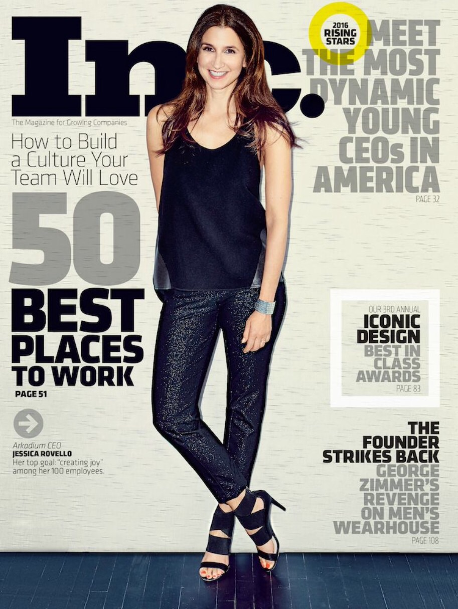 Revista INC. Junio del 2016