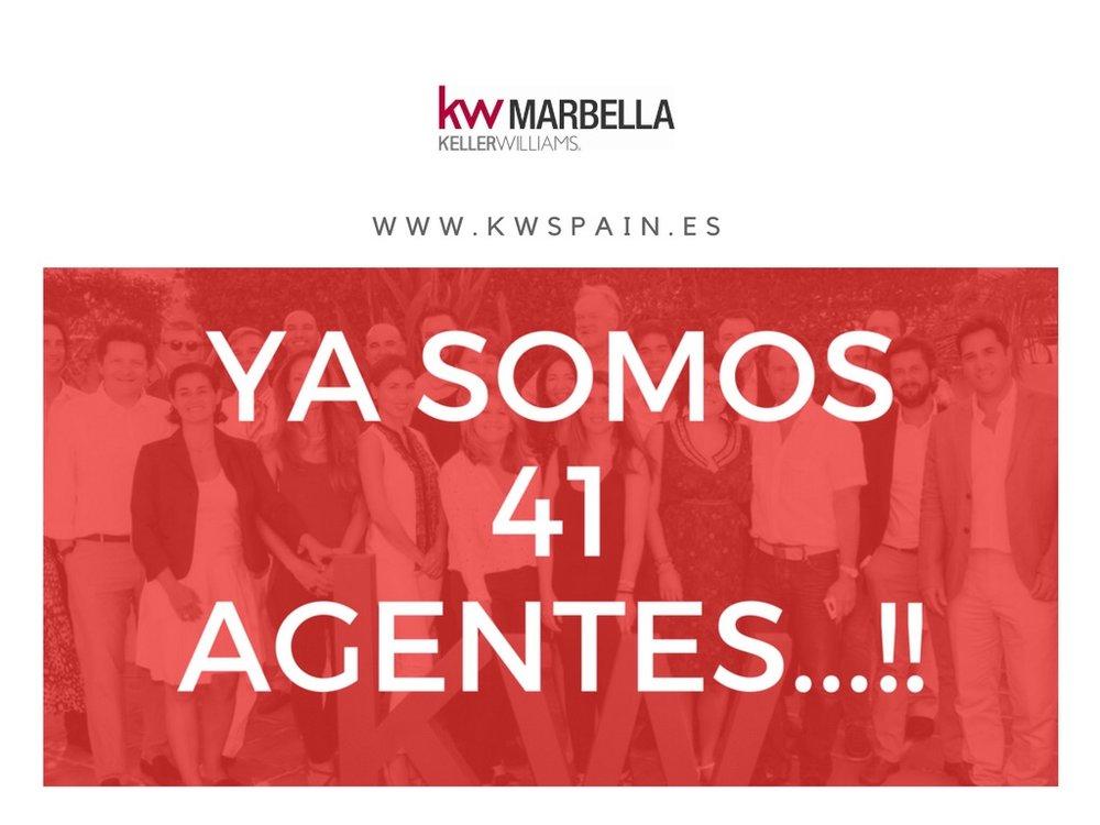 KW Marbella supera los 40 Agentes Asociados