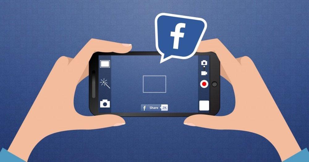 Facebook Live es muy fácil de usar.