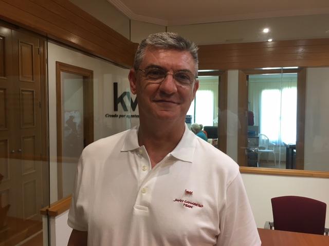 Juan Camarero, definiendo su futuro con la creación de su Equipo: Juan Camarero Team