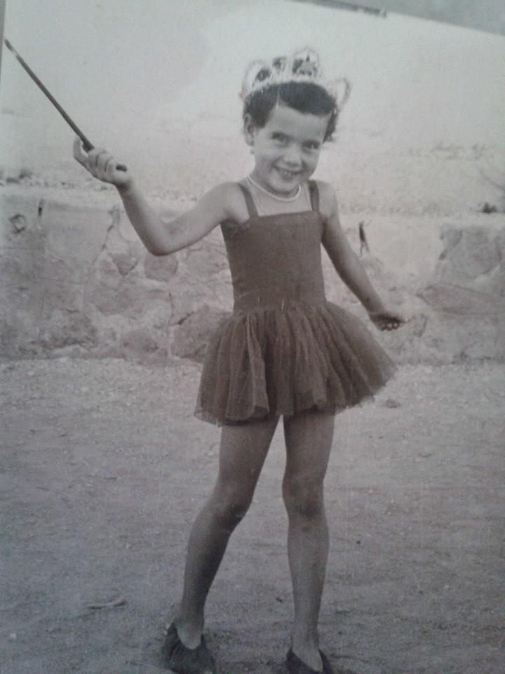 Desde que era una niña Ascensión de Aynat ya tenía claro que haría cosas importantes en la vida. Es una verdadera Hada Madrina...