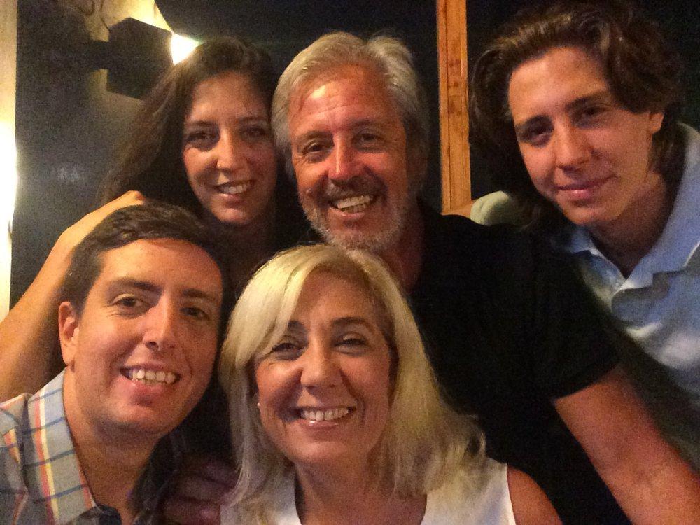 Luis Silva y lo más importante en su vida: Su Familia