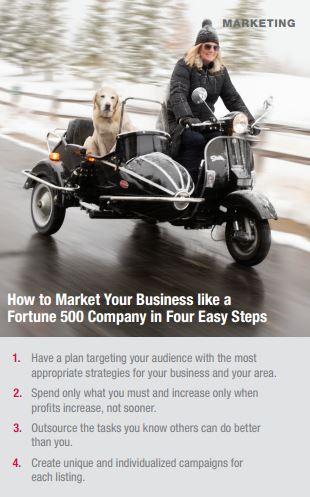 Cuenta tu historia como su fueras una de las 500 empresas líderes del mundo