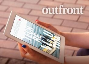 Outfront es la revista de Keller Williams