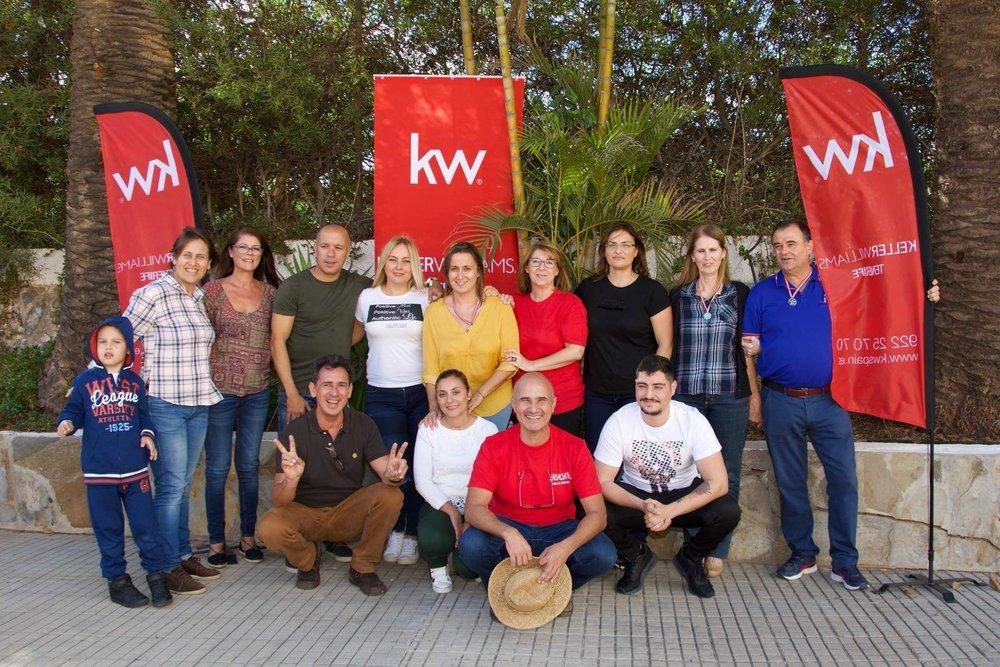 KW Tenerife Norte en el Día del Picnic Familiar KW