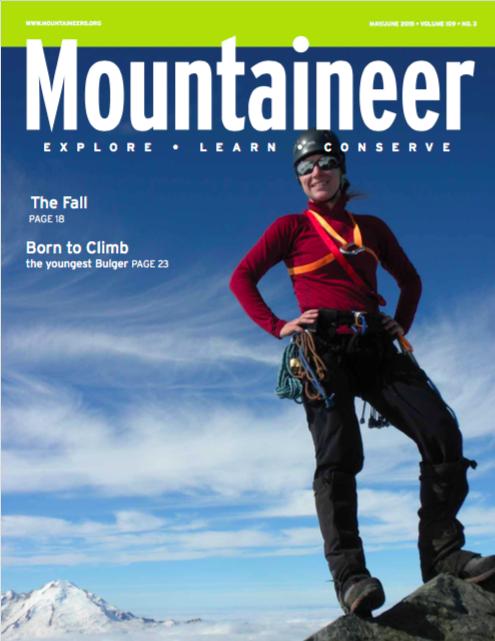 Mountaineer Magazine May/June 2015