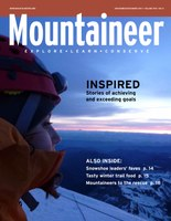 Mountaineer Magazine November/December 2011