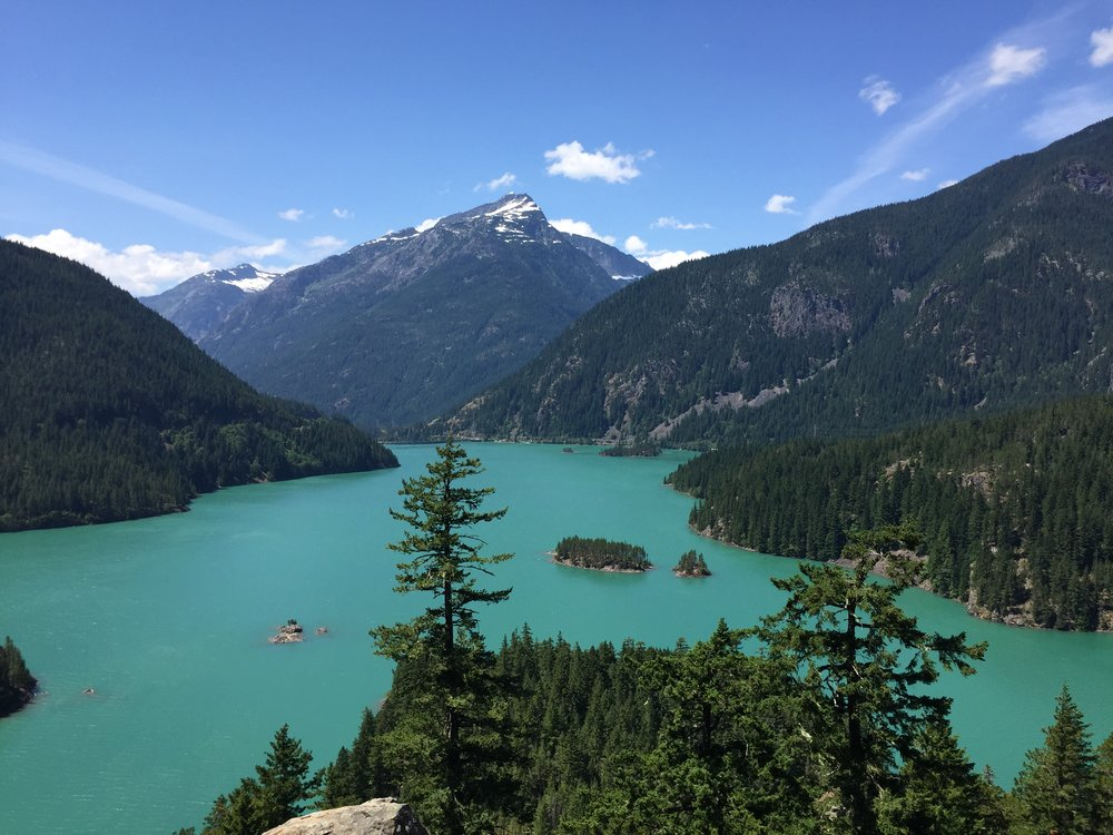 Ross Lake National Recreation Area
