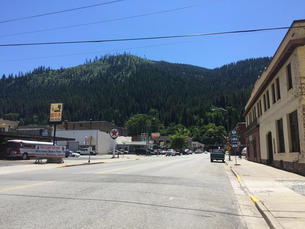Wallace, ID - Downtown