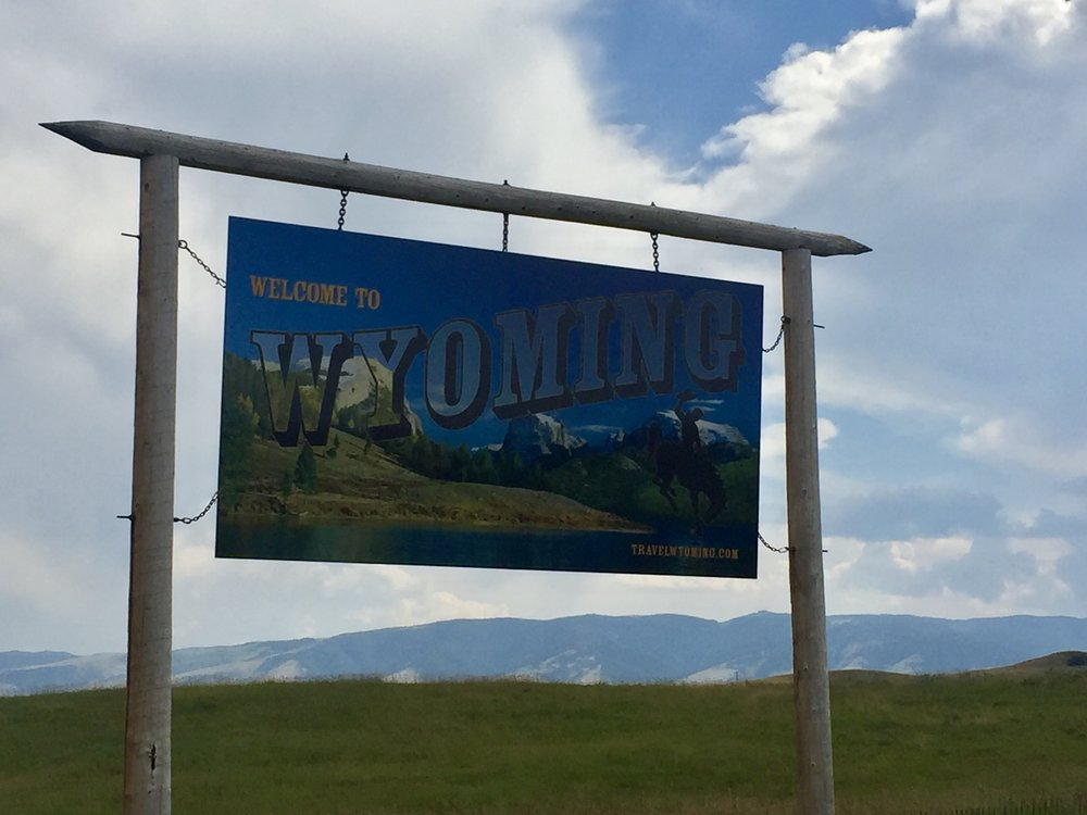 Hello Wyoming