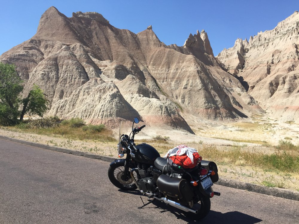 "The ""real"" Badlands park."