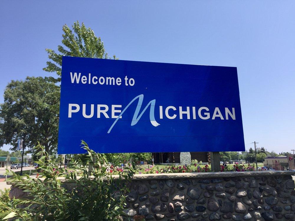 Michigan slogan