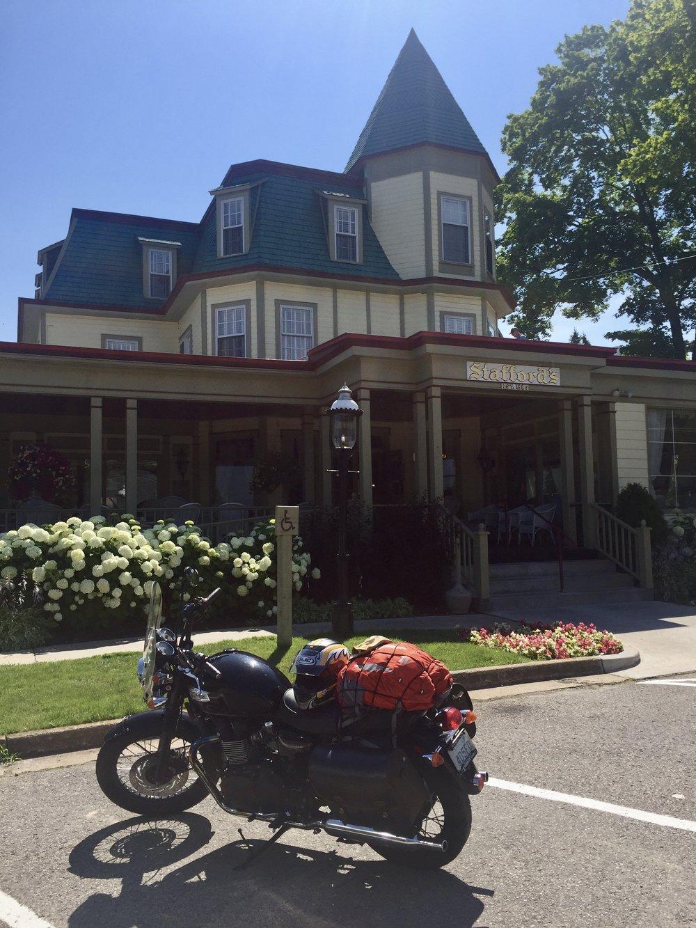 The Stafford Bay View Inn