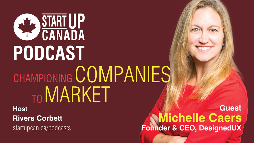 PODCAST   Michelle's hands-on experience spans 20 years as she's led over six startup teams and continues to champion companies to get their products to market.