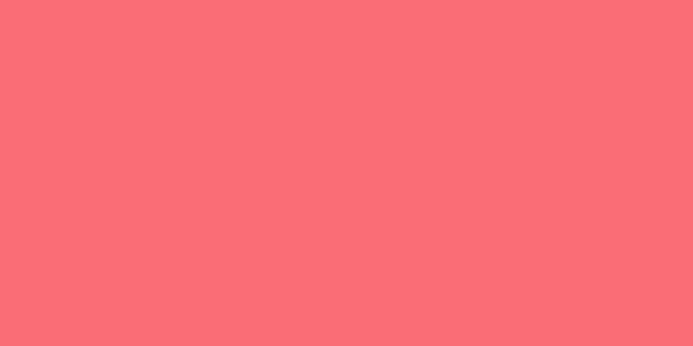 Colour swatch #fa6d76