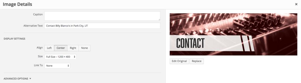 Alt Tags in Wordpress - Dapper Fox Design