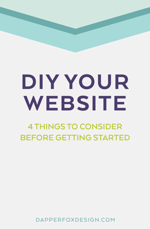 How to make a website for beginners by Dapper Fox Design in Salt Lake City Utah//   Website Design - Branding - Logo Design - Entrepreneur Blog and Resource