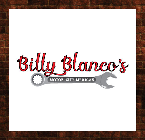 Billy Blanco's Restaurant in Park City - Branding and Logo Design by Dapper Fox
