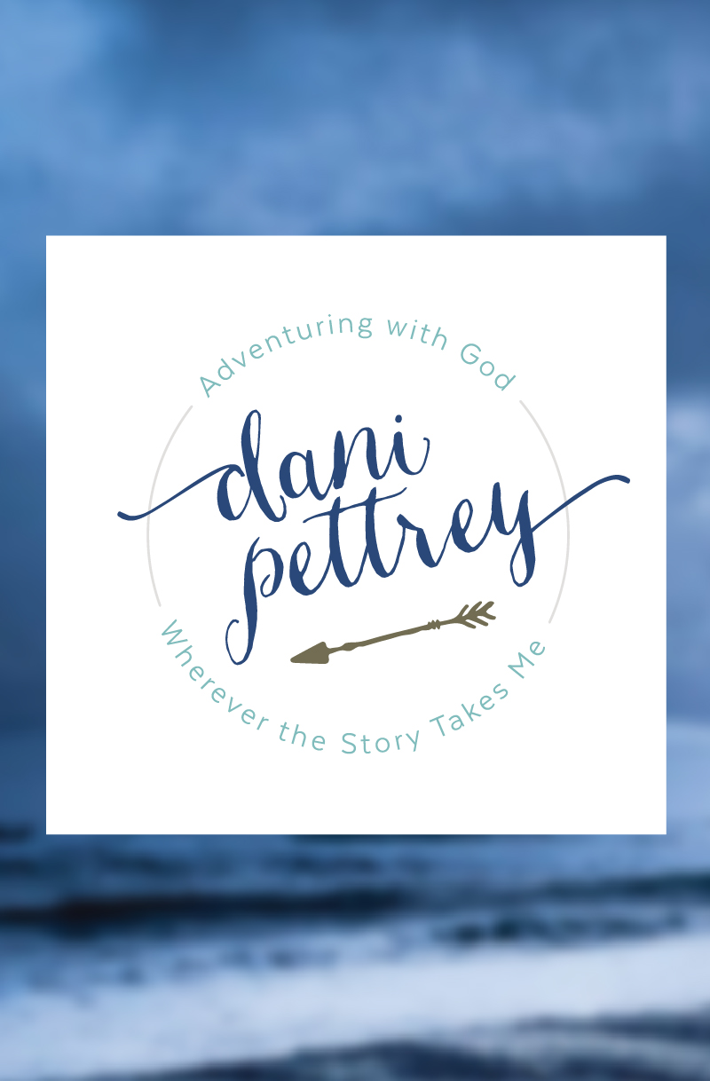 Dani Pettrey Wordpress Website and Logo Design