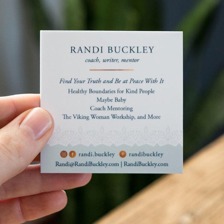 Randi buckley brand website design dapper fox design coaching business card design branding modern logo design and brand mood board by dapper fox colourmoves