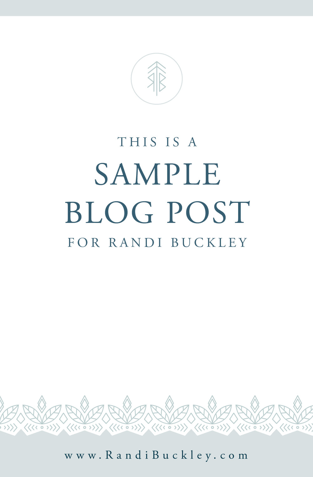 Modern Squarespace Blog Design Post Templates by Dapper Fox