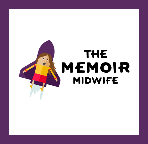 Memoir Midwife Author in Park City Utah Website Design