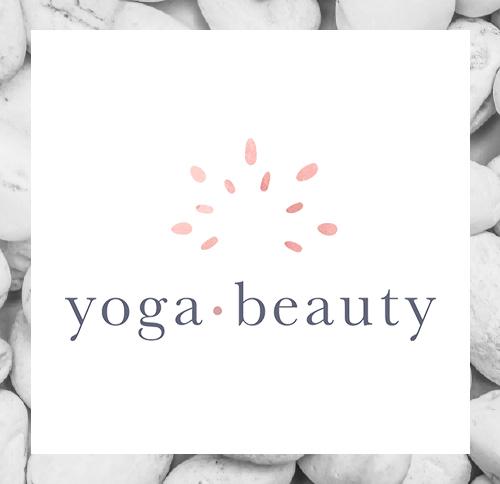 The Yoga Beauty Branding Logo and Website Design by Dapper Fox | Calm, Serene, Yoga, Spa, Mandala, Nature, Pastel, Purple, Grey Branding