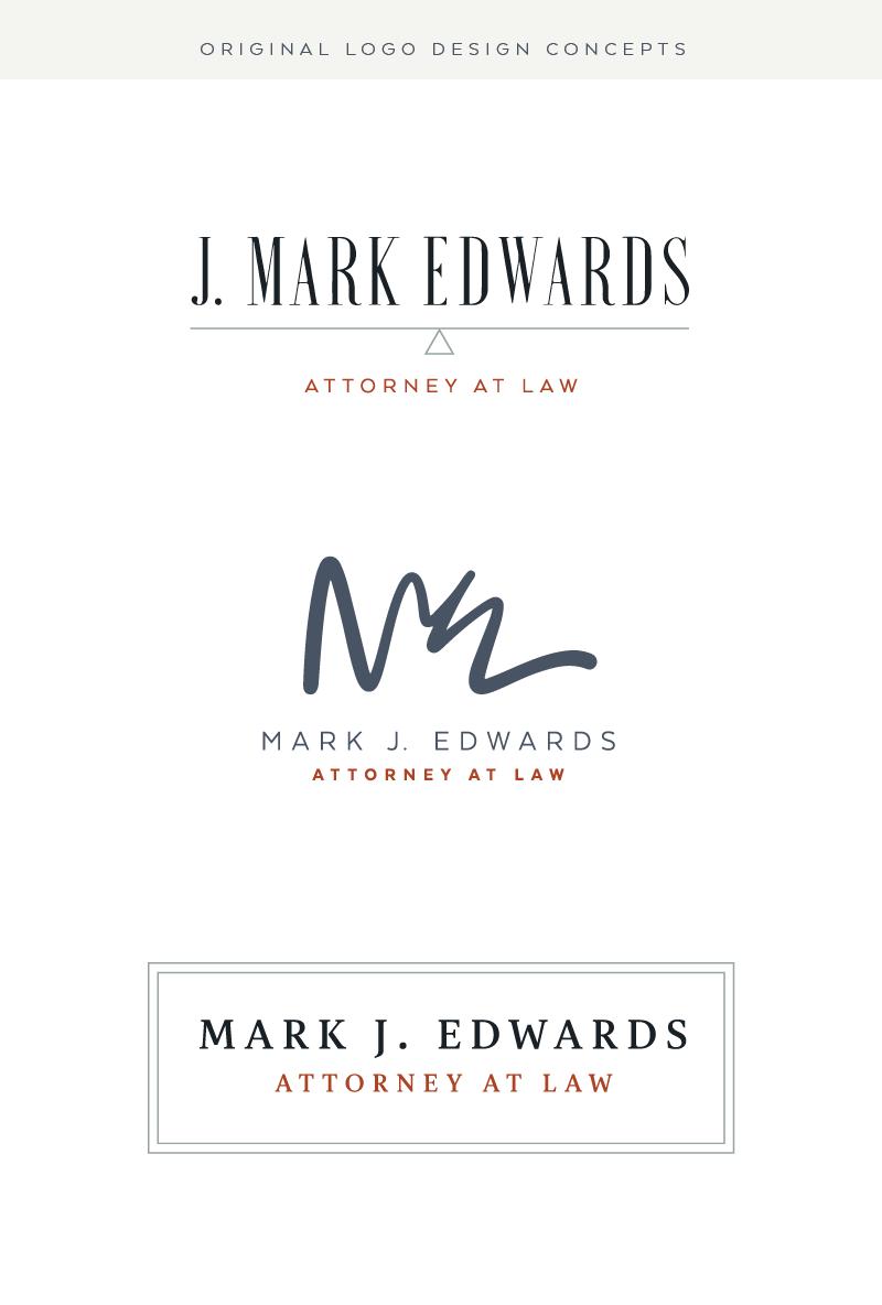 Attorney Lawyer Logo Design Ideas - Brand and Logo Designer Utah - Modern, Professional Logos