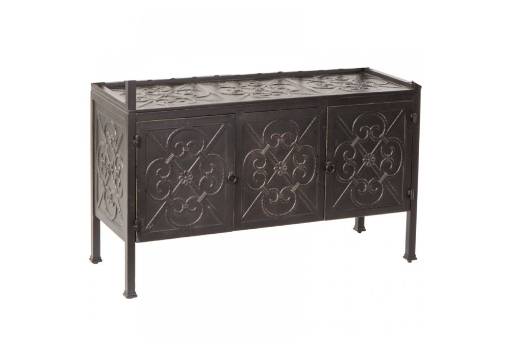 Alfresco Homes Roma Sideboard, Antique Topaz