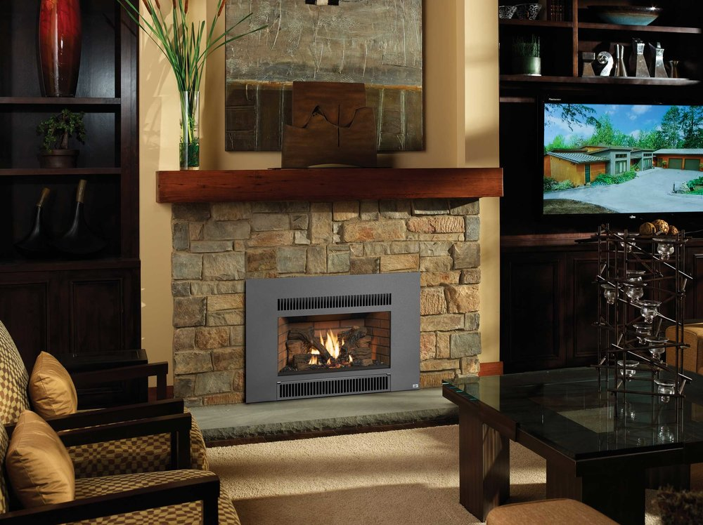 Fireplace Services - Repairs and regular cleanings help to ensure fireplace safety in your home