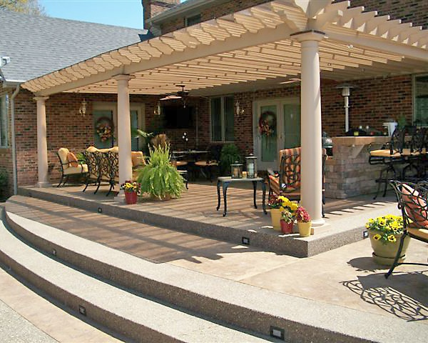 Outdoor Rooms - Create the ultimate outdoor experience with a complete outdoor room - customized to fit your needs
