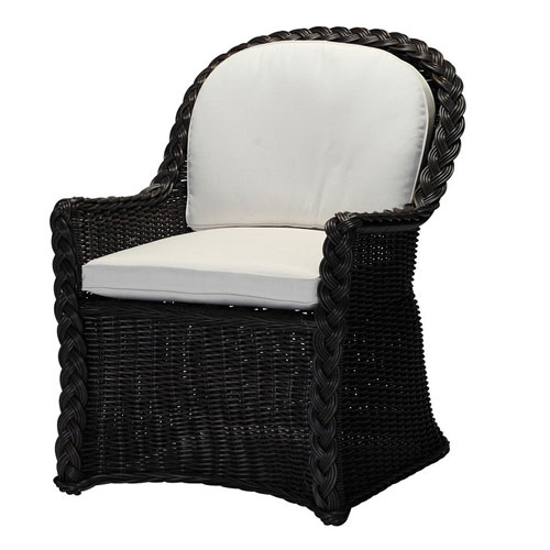 sedona dining chair - Dimensions: W27 D31 H38