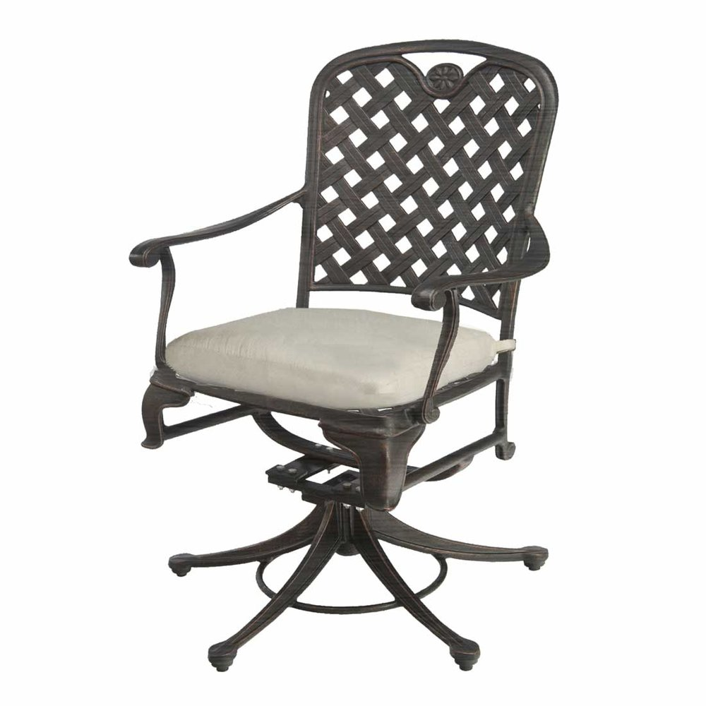 provance swivel rocker - Dimensions: W25 D23 H38