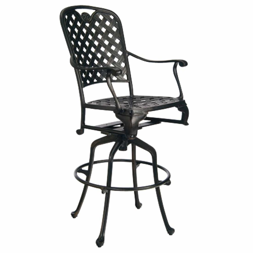 "provance 31"" swivel bar stool - Dimensions: W25 D24 H50"