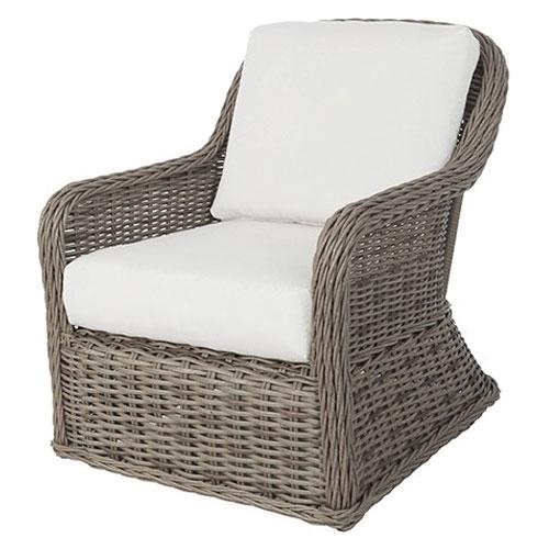 Bellevue Club Chair - Dimensions: W29 D36 H34