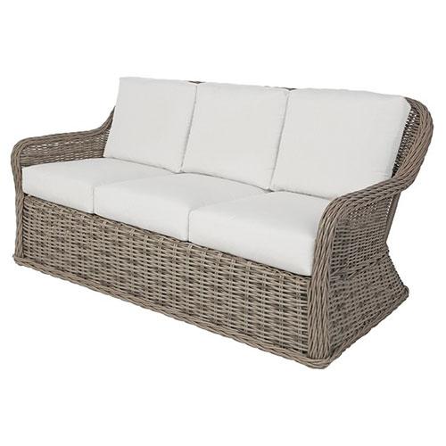 Bellevue Sofa - Dimensions: W76 D36 H34