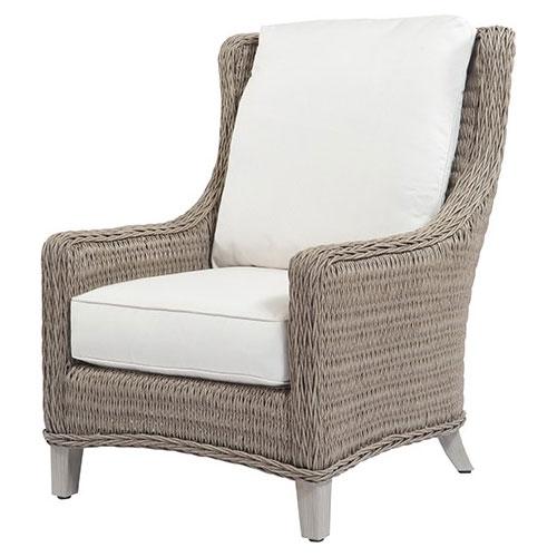 Geneva Club Chair - Dimensions: W31.5 D38 H34