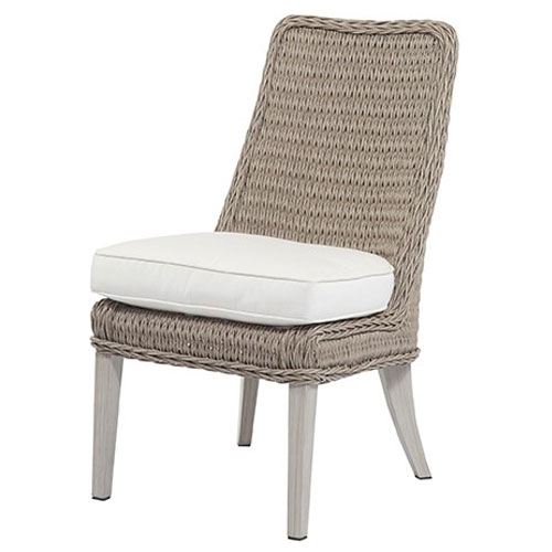 Geneva Dining Side Chair - Dimensions: W20.5 D28.5 H39