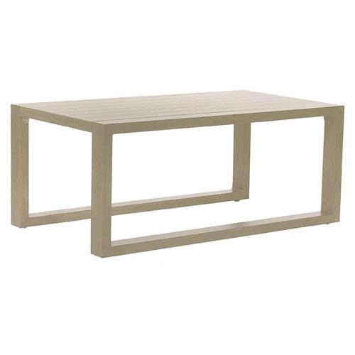 Portofino Nesting Coffee Table - Dimensions: W46 D26 H19