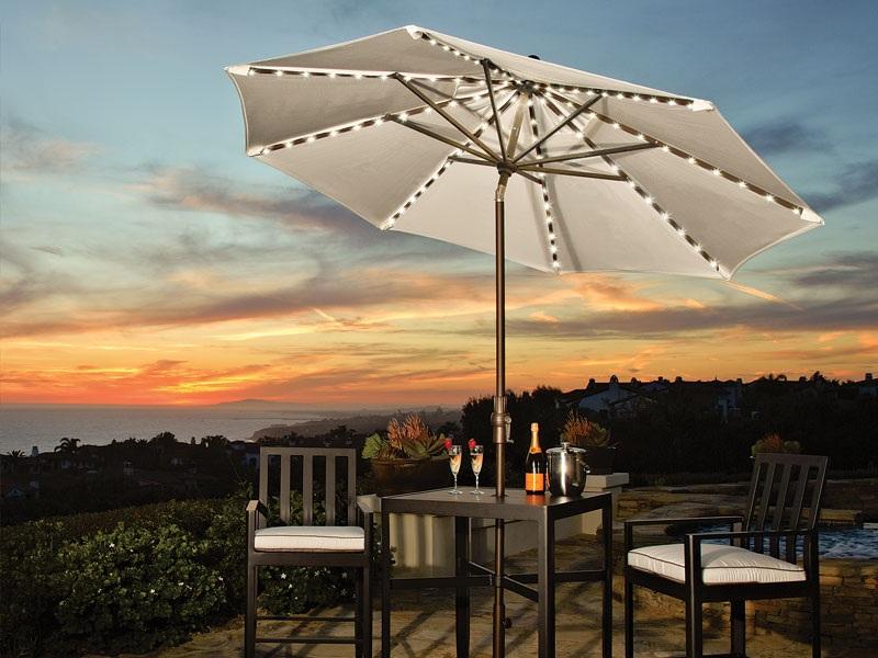 Starlight Umbrella - Natural