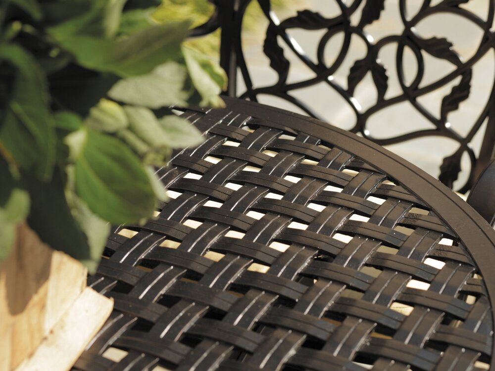 ENDLESS POSSIBILITIES - Choose from Cast Aluminum, Teak, Wrought Iron, Woven Outdoor Wicker or Weatherproof Recycled Poly Patio Furniture - both Contemporary and Traditional styles are available.