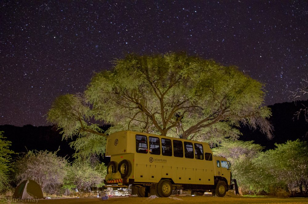 Overland Africa Stars stephen underhay thisworldexists