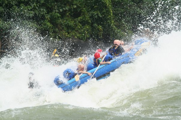 whitewater rafting thisworldexists japie van deventer